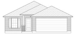 Photo of 2217 HEDGE ROSE, Bay City, TX 77414 (MLS # 78729281)