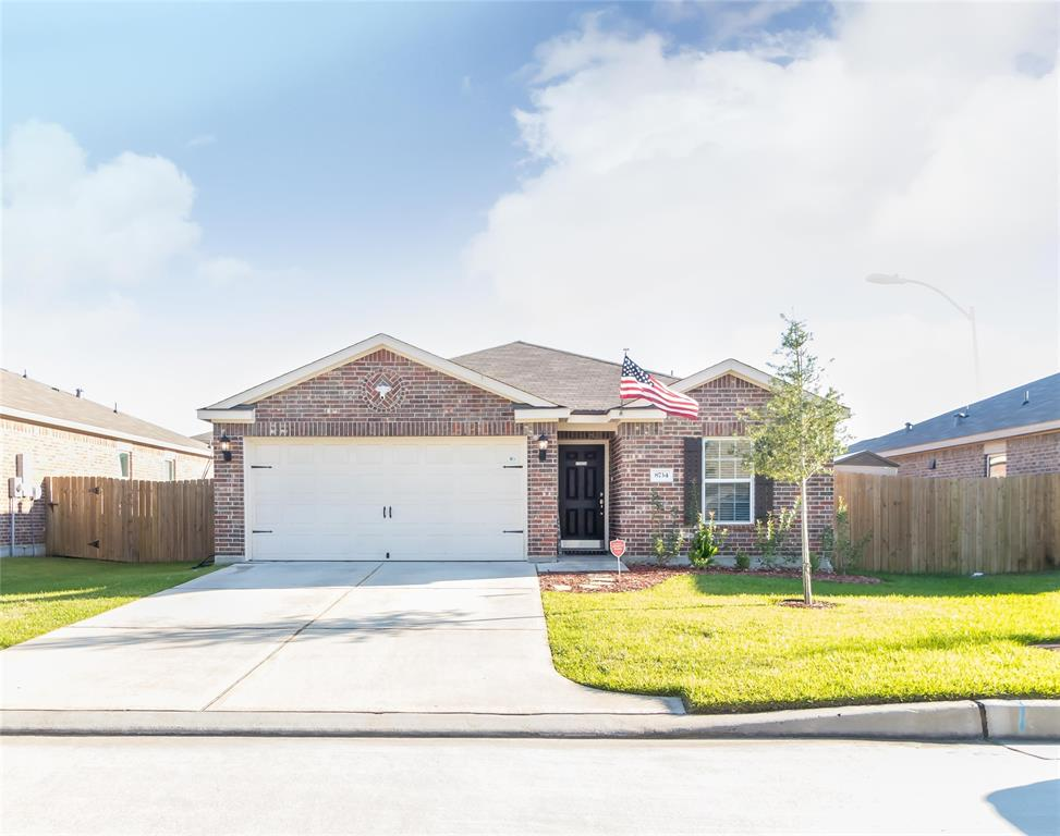 Photo for 8734 Leclaire Meadow Drive, Humble, TX 77338 (MLS # 81704215)