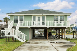 Photo of 21906 Deaf P Smith Drive, Galveston, TX 77554 (MLS # 86136475)