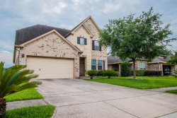 Photo of 11318 Sandstone Canyon Drive, Humble, TX 77396 (MLS # 98500657)