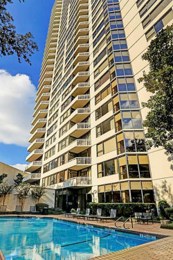 Photo of 15 Greenway Plaza, Unit 4B, Houston, TX 77046 (MLS # 34692907)