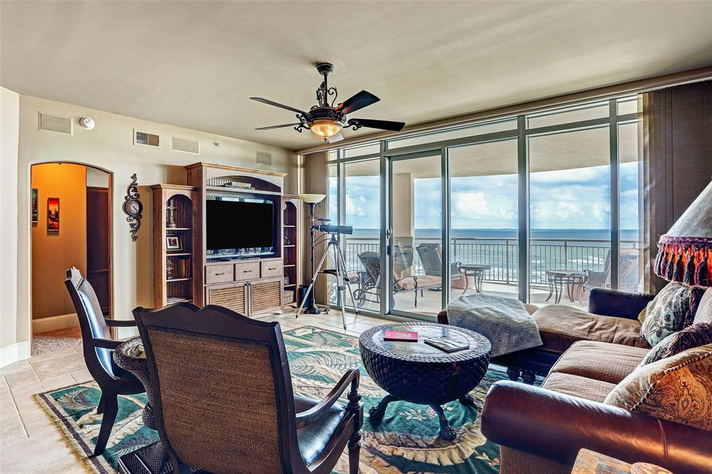 Photo for 801 E Beach Drive, Unit TW0806, Galveston, TX 77550 (MLS # 69179972)
