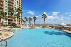 Tiny photo for 801 E Beach Drive, Unit TW0806, Galveston, TX 77550 (MLS # 69179972)