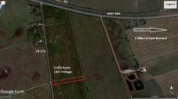 Photo of TBD Lot 2 CR 273, East Bernard, TX 77435 (MLS # 64800345)