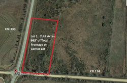 Photo of 0 CR 114, Garwood, TX 77442 (MLS # 83156555)