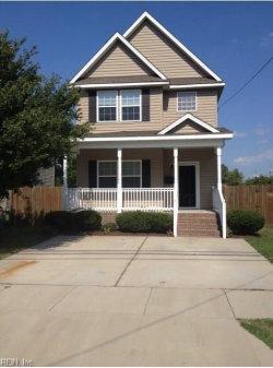 Photo of 735 Douglas Avenue, Portsmouth, VA 23707 (MLS # 10148521)