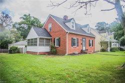 Photo of 132 Chesterfield Road, Hampton, VA 23661 (MLS # 10217463)