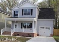 Photo of 34 Doolittle Road, Hampton, VA 23669 (MLS # 10254138)