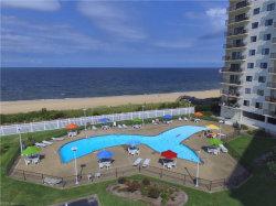 Photo of 100 E Ocean View Avenue, Unit 908, Norfolk, VA 23503 (MLS # 10266375)