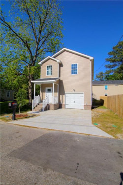 Photo of 611 South Street, Hampton, VA 23669 (MLS # 10329931)