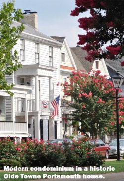 Photo of 363 Washington Street, Unit 1, Portsmouth, VA 23704 (MLS # 10190197)