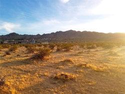 Photo of 0 Mojave Ranch Rd, Joshua Tree, CA 92252 (MLS # 3181195)