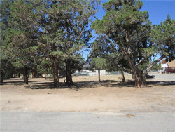Photo of 0 Pinon Lane, Big Bear City, CA 92314 (MLS # 3185137)