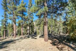 Photo of 0 Starvation Flats, Big Bear Lake, CA 92315 (MLS # 31900090)