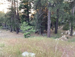 Photo of 0 Whisper Drive, Running Springs, CA 92382 (MLS # 31901220)