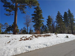 Photo of 0 Tuolumne Road, Big Bear City, CA 92314 (MLS # 32000016)
