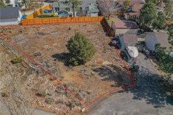 Photo of 0 San Martin Circle, Big Bear City, CA 92314 (MLS # 32000380)