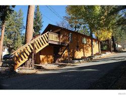 Photo of 579 Vista, Big Bear Lake, CA 92315 (MLS # 2162133)