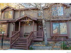 Photo of 799 Cienega, Unit B, Big Bear Lake, CA 92315 (MLS # 2162191)