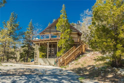 Photo of 1285 Ridge Road, Fawnskin, CA 92333 (MLS # 3171903)
