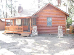 Photo of 220 West Country Club Boulevard, Big Bear City, CA 92314 (MLS # 3173886)