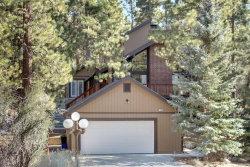 Photo of 1128 Eagle Mountain Drive, Big Bear City, CA 92314 (MLS # 3181249)