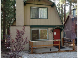 Photo of 824 Elm Street, Big Bear Lake, CA 92315 (MLS # 3181278)