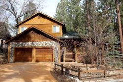 Photo of 860 Alpenweg Drive, Big Bear City, CA 92314 (MLS # 3182439)
