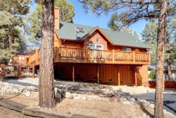 Photo of 328 Hilltop Lane, Big Bear City, CA 92314 (MLS # 3182503)
