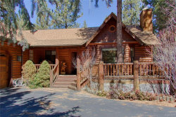 Photo of 41554 Stone Bridge Road, Big Bear Lake, CA 92315 (MLS # 3182558)