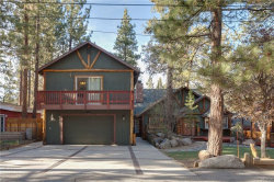 Photo of 321 East Fairway Boulevard, Big Bear City, CA 92314 (MLS # 3183735)