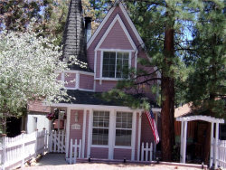 Photo of 639 Cedar Lane, Sugarloaf, CA 92386 (MLS # 3184978)