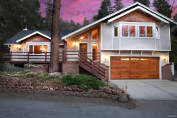 Photo of 1247 Canyon Road, Fawnskin, CA 92314 (MLS # 3185078)