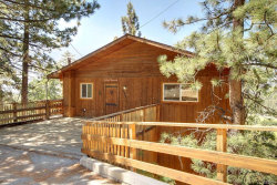 Photo of 1239 Pigeon Road, Big Bear Lake, CA 92315 (MLS # 3186246)