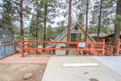 Photo of 117 East Fairway Boulevard, Big Bear City, CA 92315 (MLS # 3187788)