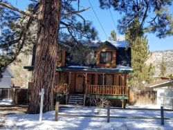 Photo of 1309 East Country Club Boulevard, Big Bear City, CA 92314 (MLS # 31892009)