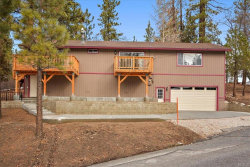 Photo of 43346 Buffalo Trail, Big Bear Lake, CA 92315 (MLS # 31900126)