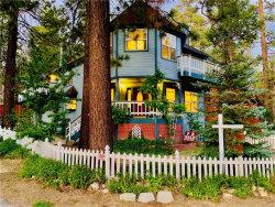Photo of 42728 Cougar Road, Big Bear Lake, CA 92315 (MLS # 31903714)