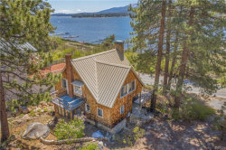 Photo of 38592 North Shore Drive, Fawnskin, CA 92333 (MLS # 31904971)