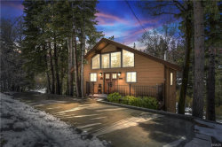 Photo of 43343 Bow Canyon Road, Big Bear Lake, CA 92315 (MLS # 31905020)