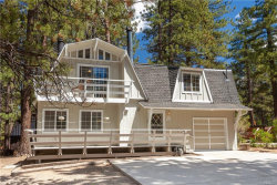 Photo of 593 Ponderosa Drive, Big Bear Lake, CA 92315 (MLS # 31905059)