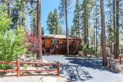 Photo of 1233 Redwood Drive, Big Bear City, CA 92314 (MLS # 31906380)