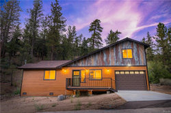 Photo of 1230 Canyon Road, Fawnskin, CA 92333 (MLS # 31906399)