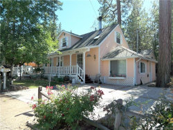 Photo of 544 Temple Lane, Big Bear Lake, CA 92315 (MLS # 31907778)