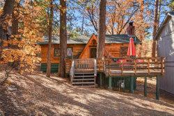Photo of 862 Highland Road, Big Bear Lake, CA 92315 (MLS # 31910271)
