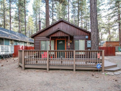 Photo of 912 East Barker Boulevard, Big Bear City, CA 92314 (MLS # 31910398)