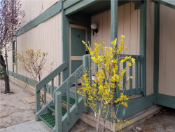 Photo of 760 Blue Jay Road, Unit 13, Big Bear Lake, CA 92315 (MLS # 31911465)