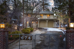 Photo of 674 Butte Avenue, Big Bear Lake, CA 92315 (MLS # 32000571)