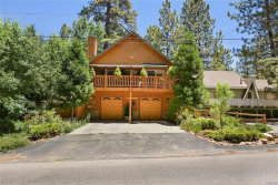 Photo of 625 Thrush Avenue, Big Bear Lake, CA 92315 (MLS # 32002168)