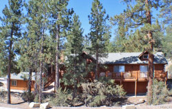 Photo of 400 Sunrise Way, Big Bear Lake, CA 92315 (MLS # 32002182)